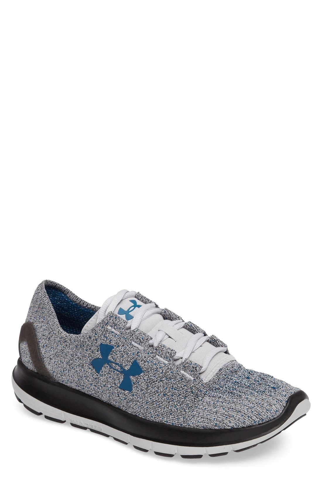Main Image - Under Armour 'SpeedForm® SlingRide Tri' Running Shoe (Men)