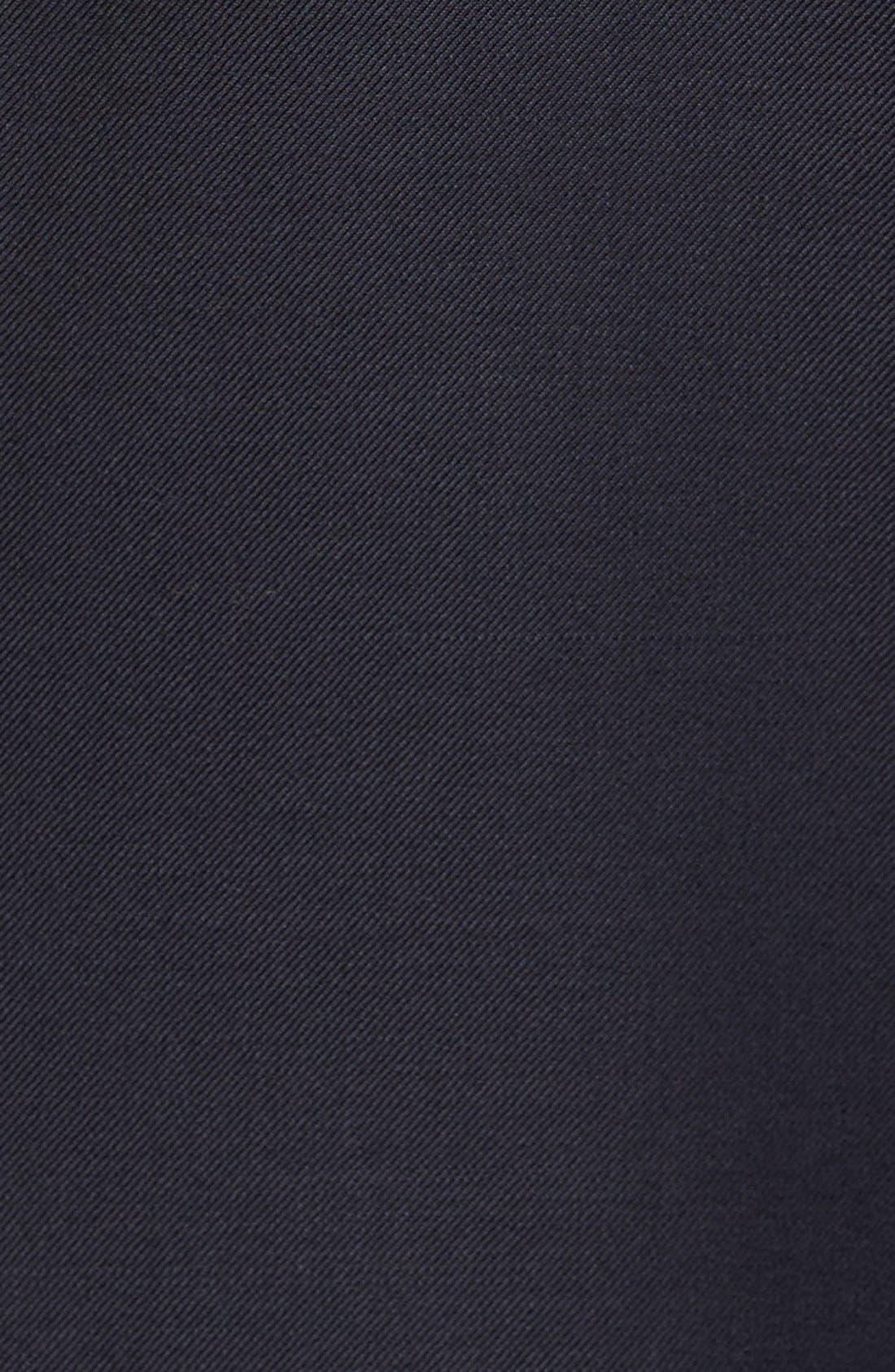 Classic B Fit Wool Travel Blazer,                             Alternate thumbnail 5, color,                             Navy