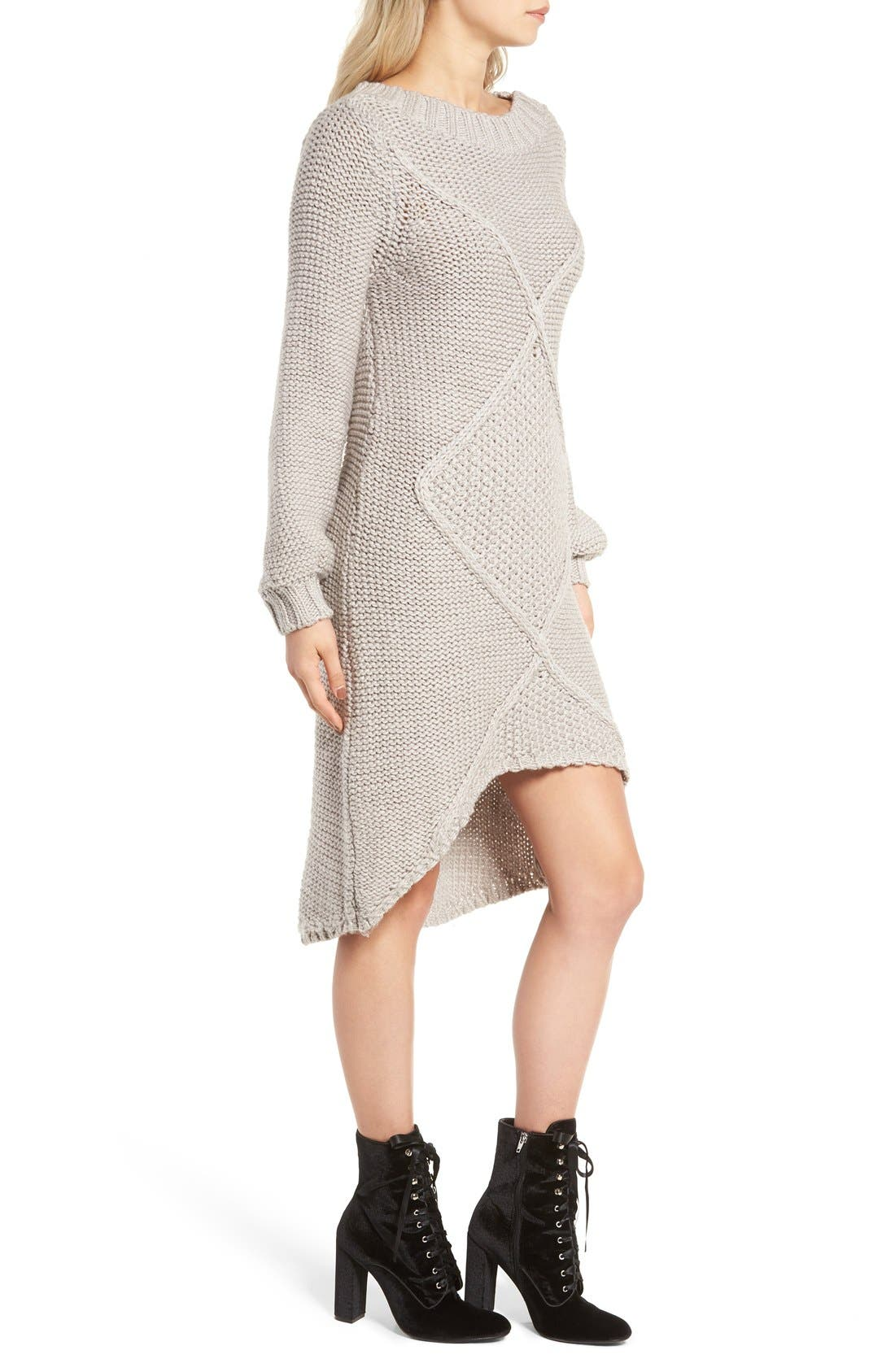 Alternate Image 3  - Somedays Lovin Making Melody Knit Midi Dress