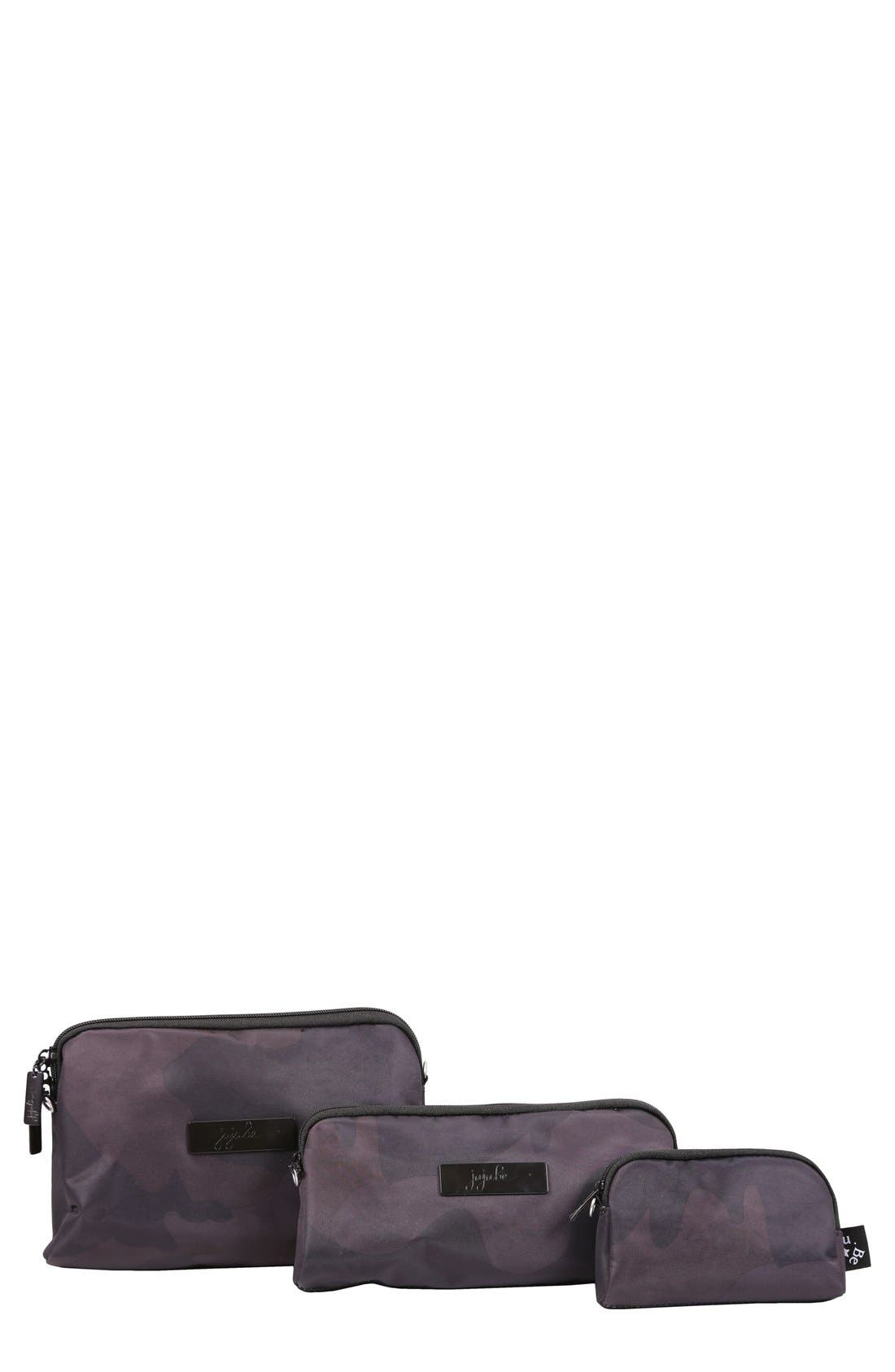 Ju-Ju-Be 'Be Set - Onyx Collection' Top Zip Cases (Set of 3)