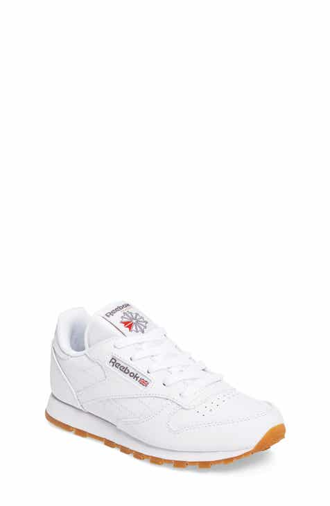 32600fbc226 Reebok Classic Leather Sneaker (Toddler   Little Kid)