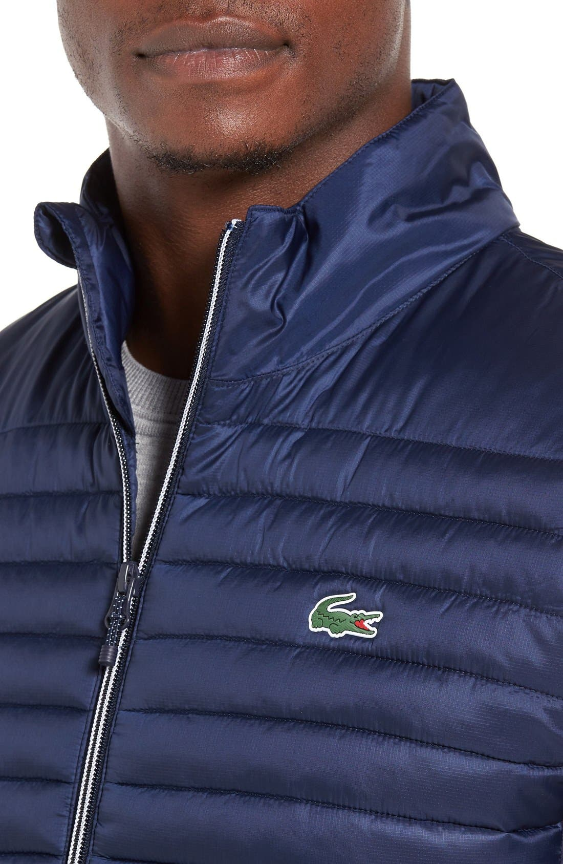Alternate Image 4  - Lacoste 'Sport' Insulated Vest