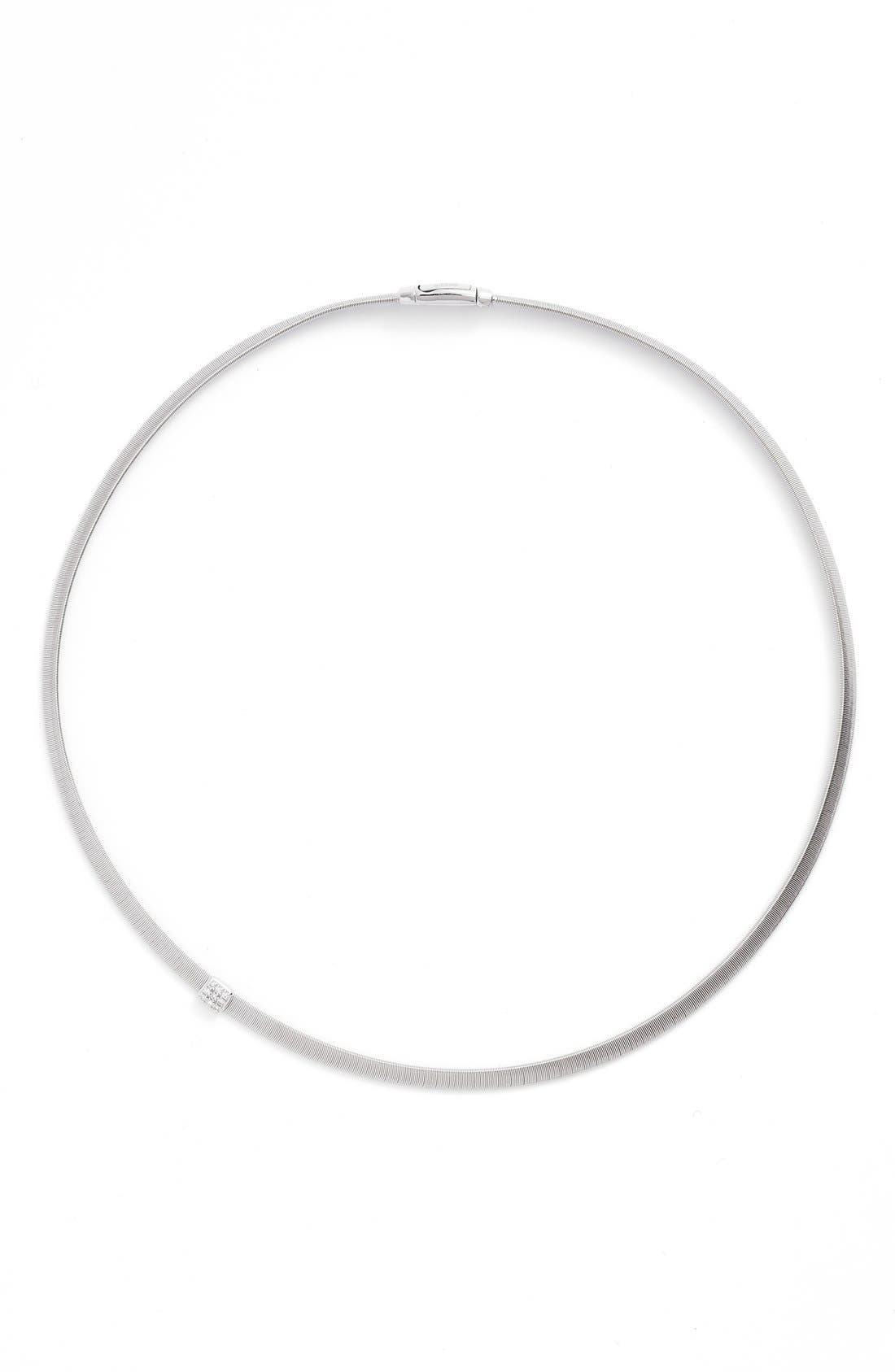 Marco Bicego Masai Diamond Collar Necklace