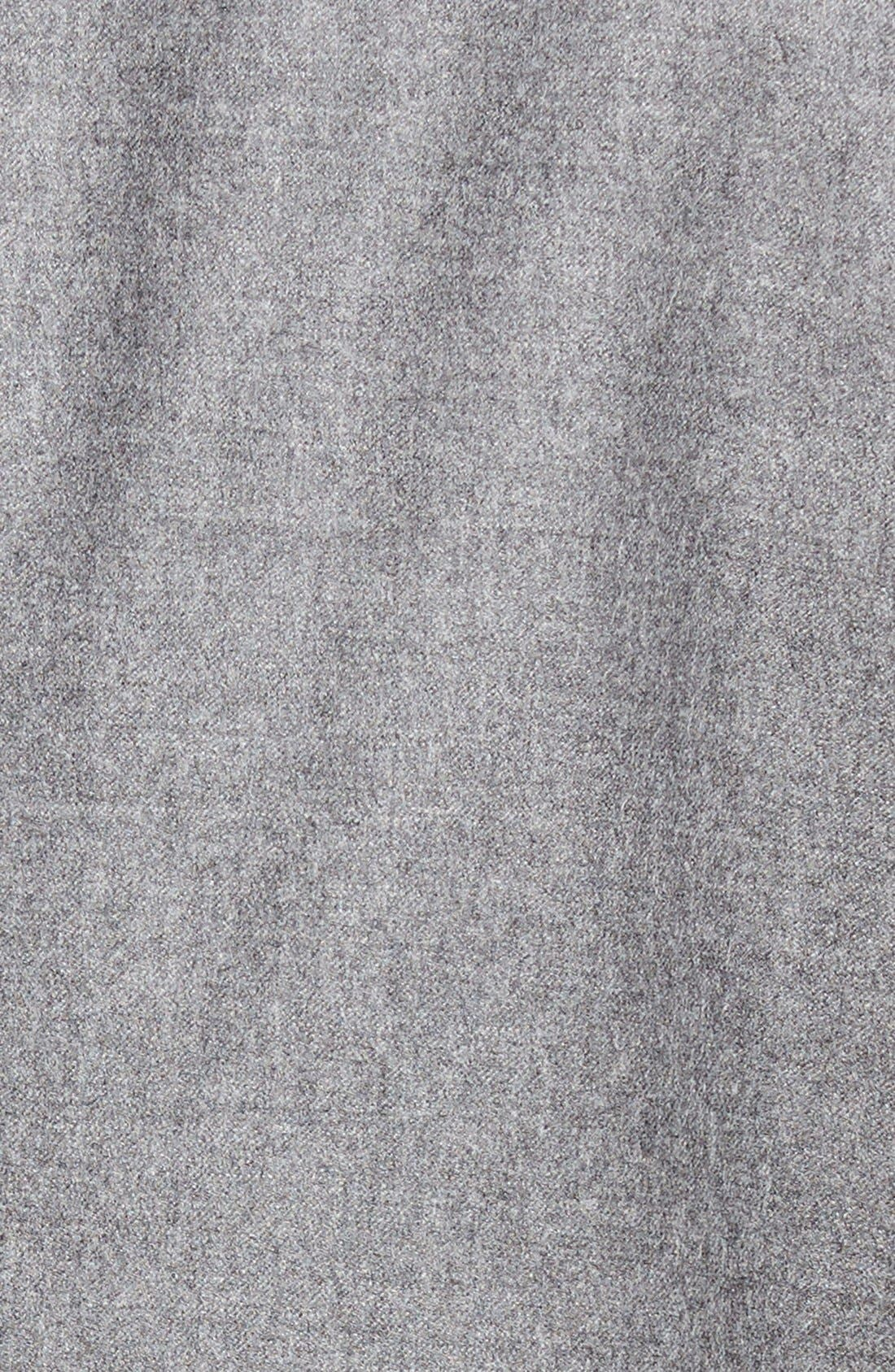 Beckett Classic Fit Solid Wool & Cashmere Suit,                             Alternate thumbnail 7, color,                             Light Grey