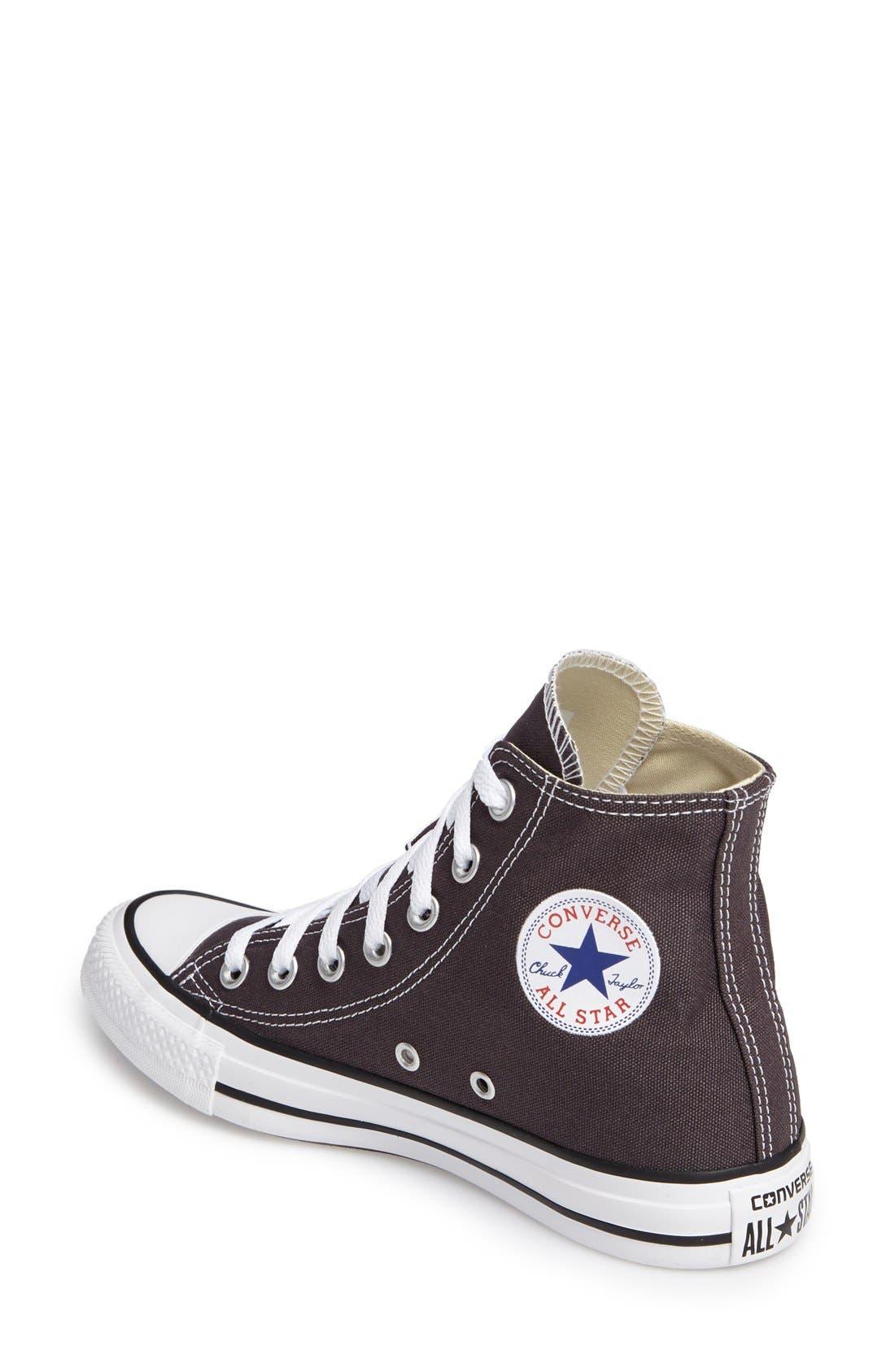 Alternate Image 2  - Converse Chuck Taylor® All Star® Seasonal High Top Sneaker (Women)