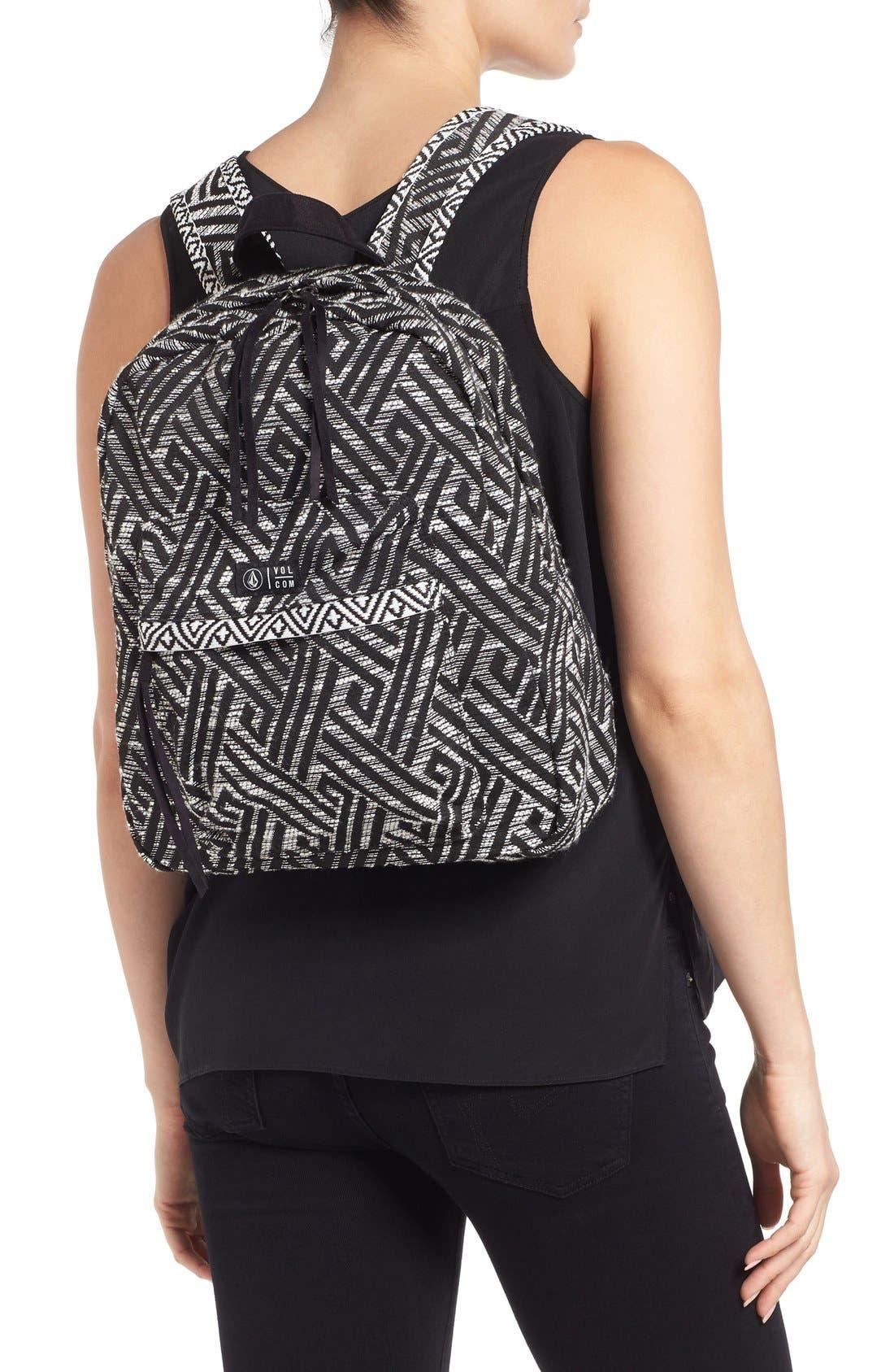 Alternate Image 2  - Volcom Outta Towner Backpack