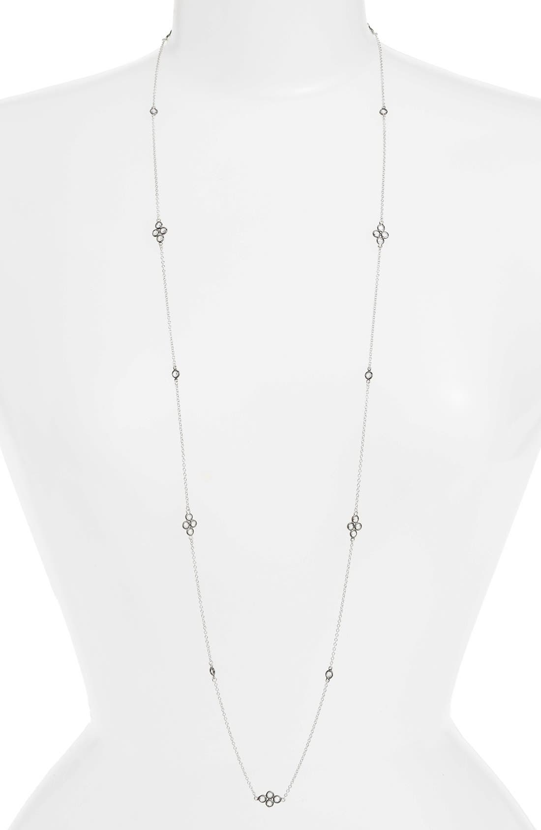 FREIDA ROTHMAN 'The Standards' Long Station Necklace