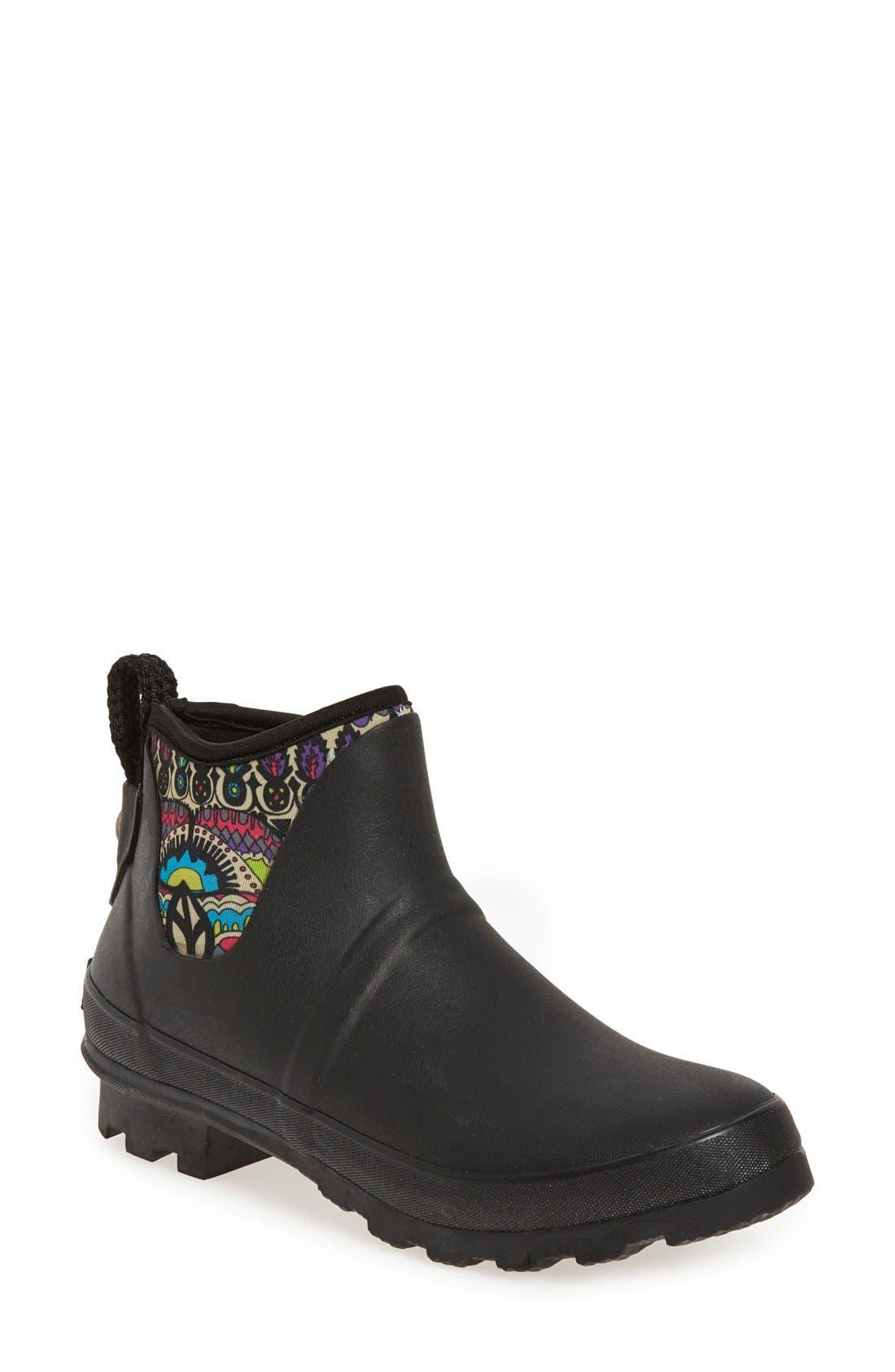 Sakroots Mano Waterproof Rain Boot (Women)