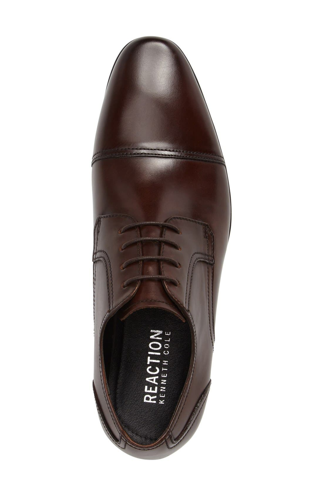 Alternate Image 3  - Reaction Kenneth Cole In a Min-ute Oxford (Men)