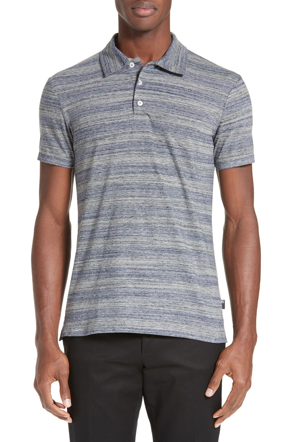 Alternate Image 1 Selected - PS Paul Smith Stripe Polo