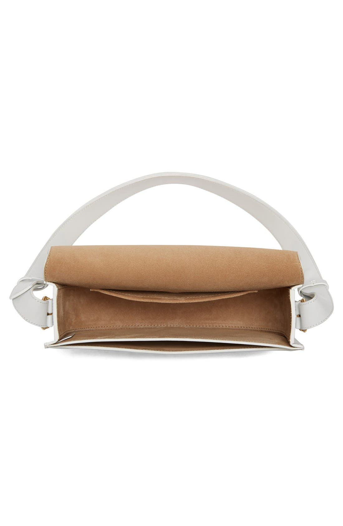 Alternate Image 4  - Victoria Beckham Half Moon Box Shoulder Bag
