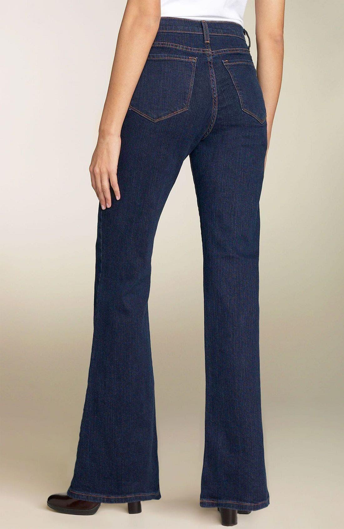 Alternate Image 2  - NYDJ Bootcut Stretch Jeans