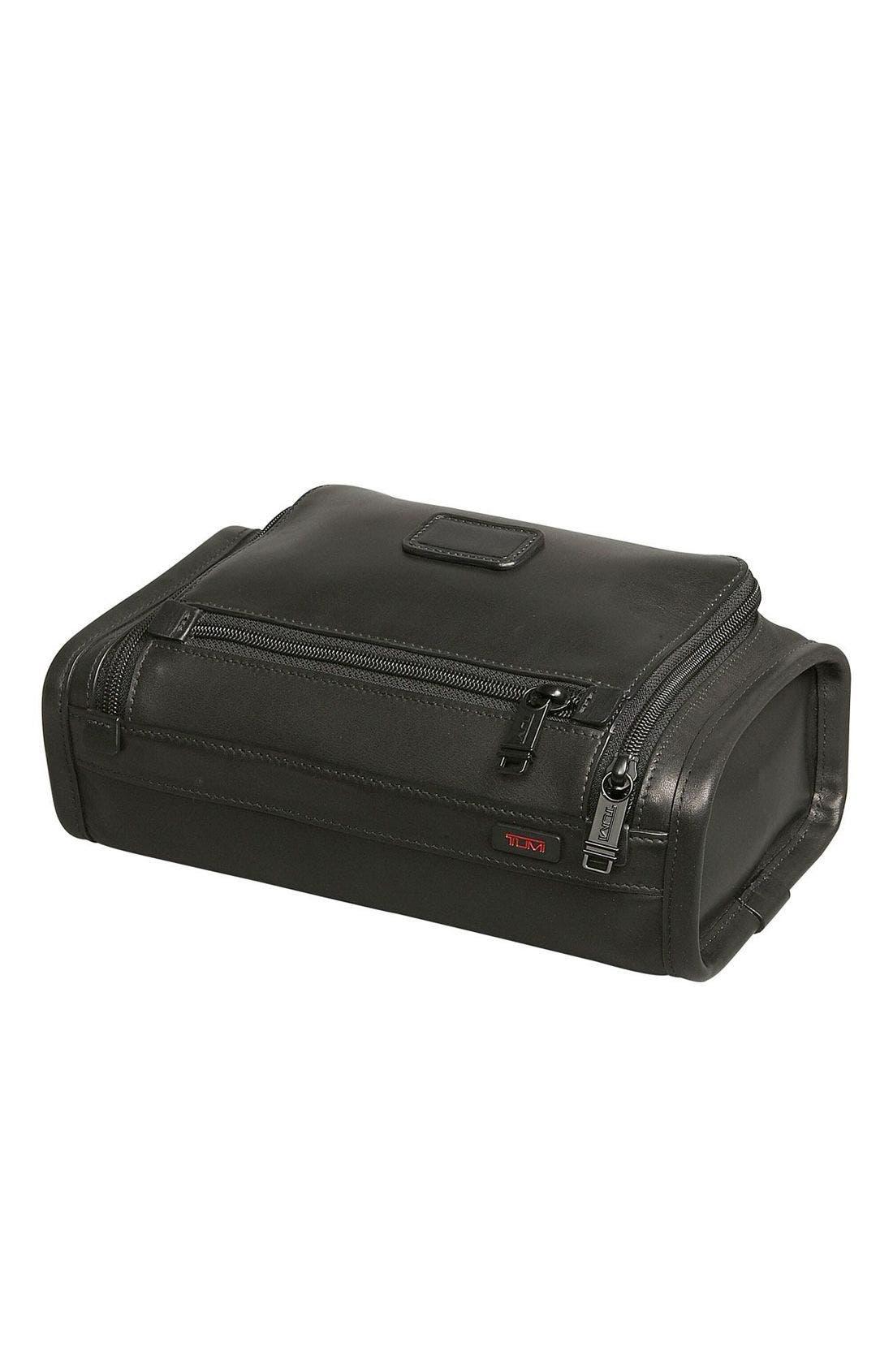 Alternate Image 2  - Tumi 'Alpha' Leather Travel Kit