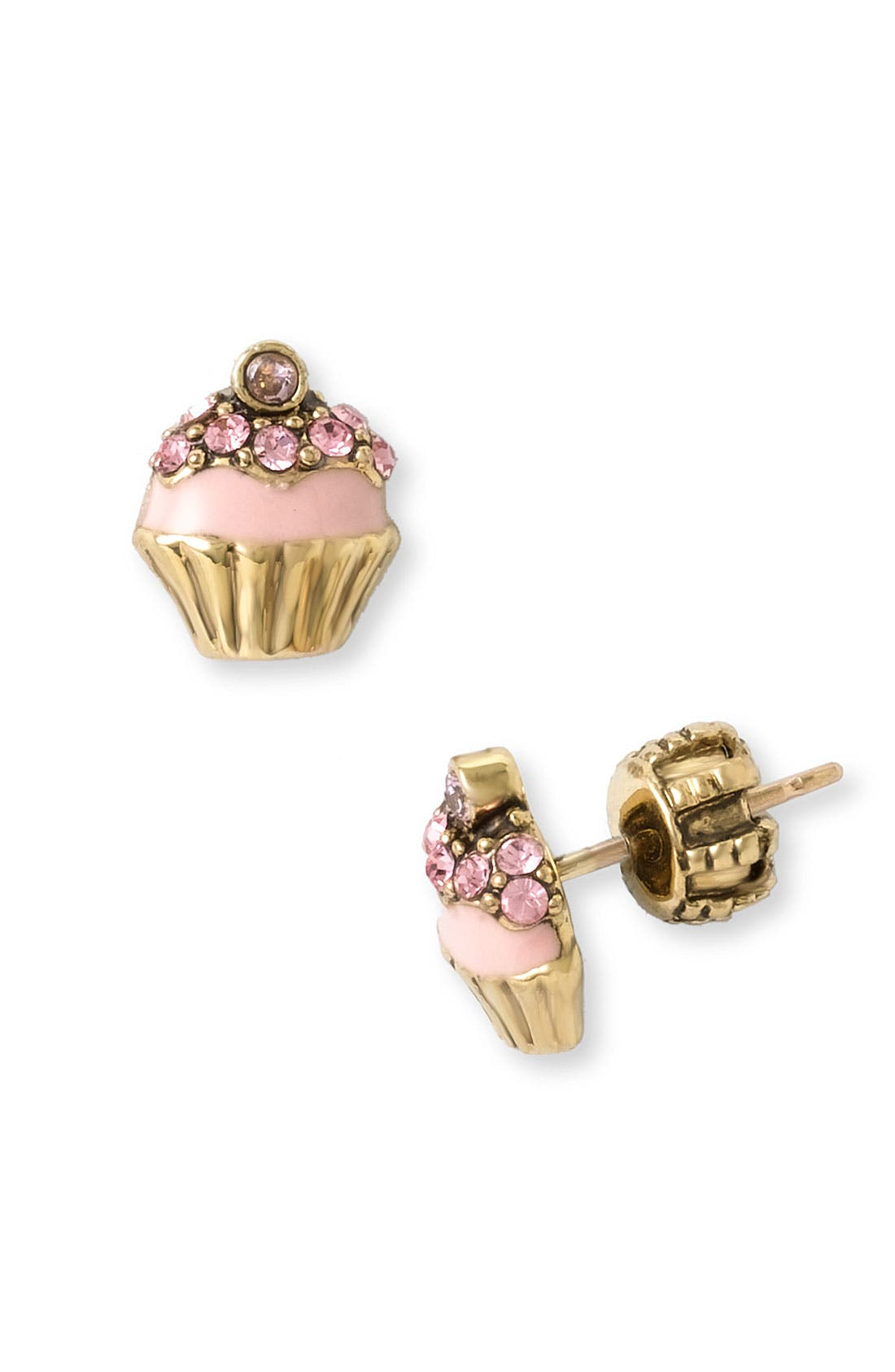 Alternate Image 3  - Juicy Couture 'Puff' Earrings & Jewelry Box