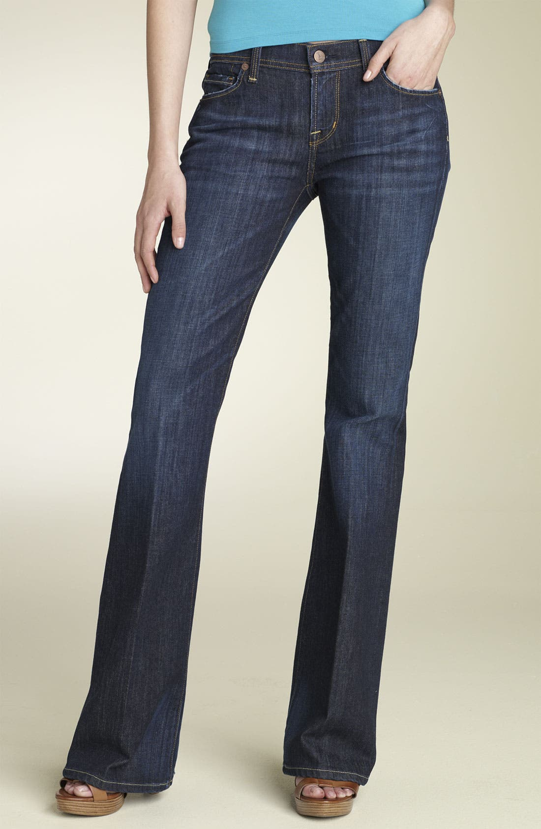 Alternate Image 2  - Citizens of Humanity 'Ingrid' Stretch Jeans (New Pacific)