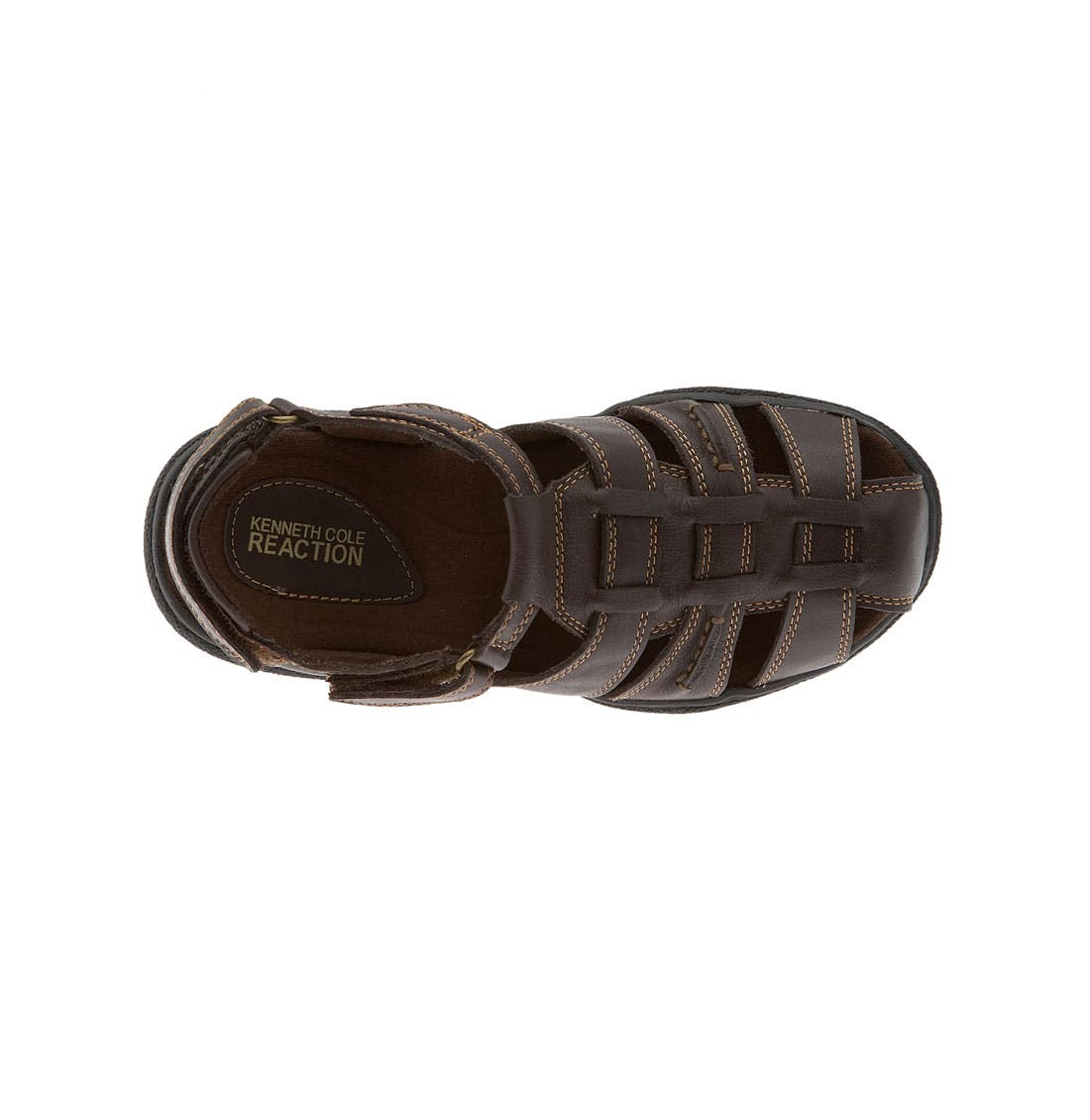 Alternate Image 3  - Kenneth Cole Reaction 'Make a Wes' Sandal (Little Kid & Big Kid)