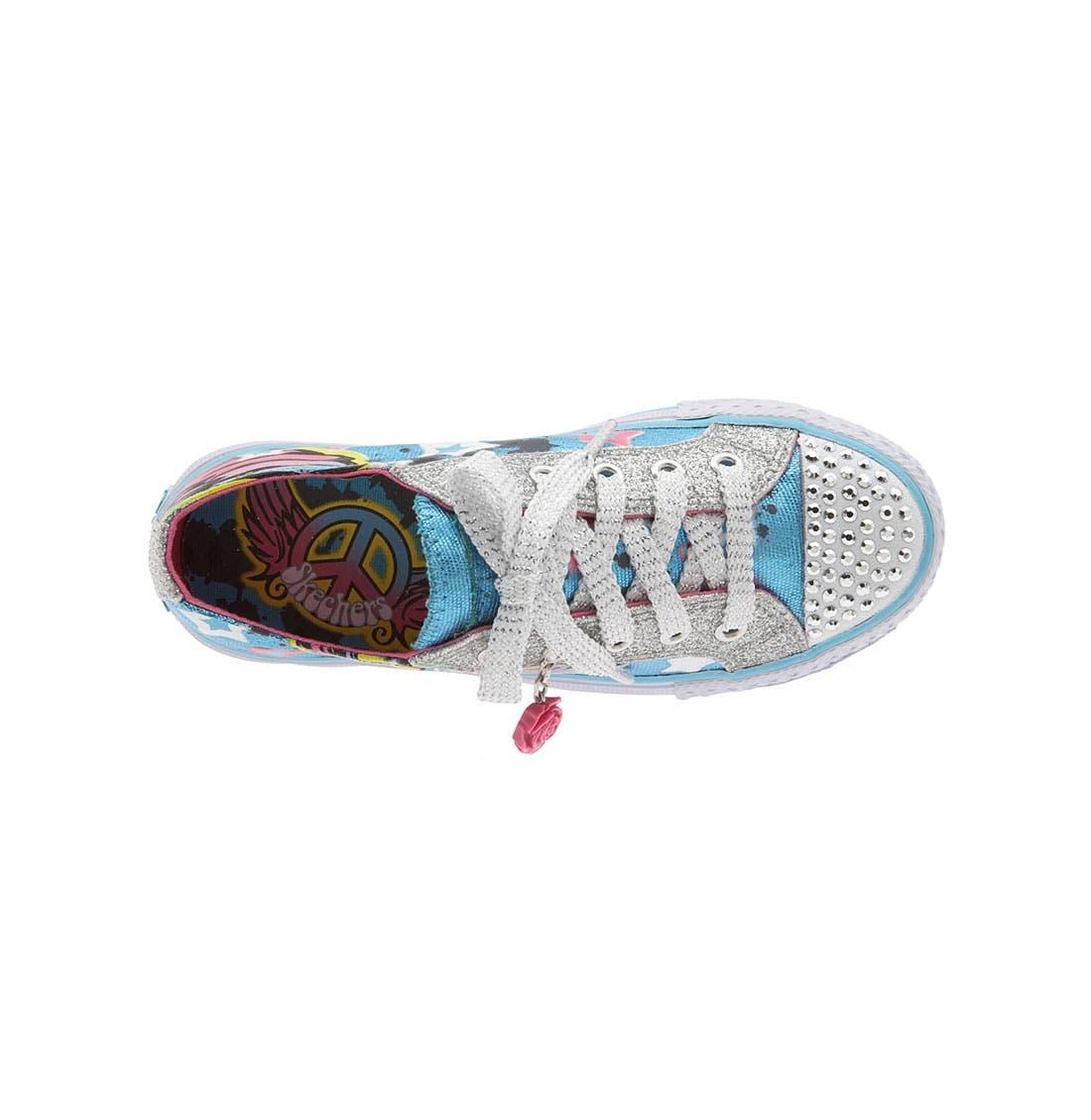 Alternate Image 3  - SKECHERS 'Shuffles - Free Fall' Sneaker (Toddler, Little Kid & Big Kid)