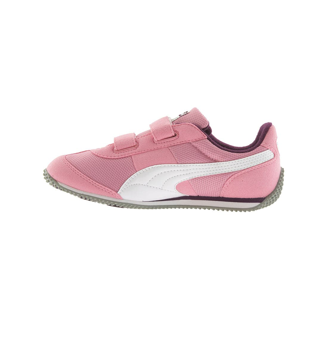Alternate Image 2  - Puma 'Speeder Mesh' Sneaker (Baby, Walker, Toddler & Little Kid)
