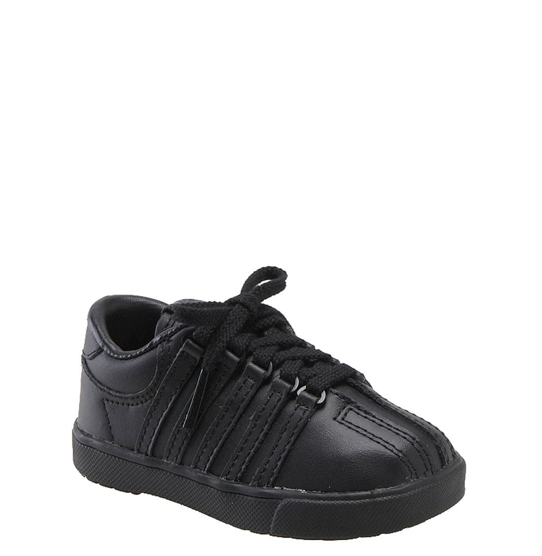 Alternate Image 1 Selected - K-Swiss Classic Sneaker (Baby, Walker & Toddler)