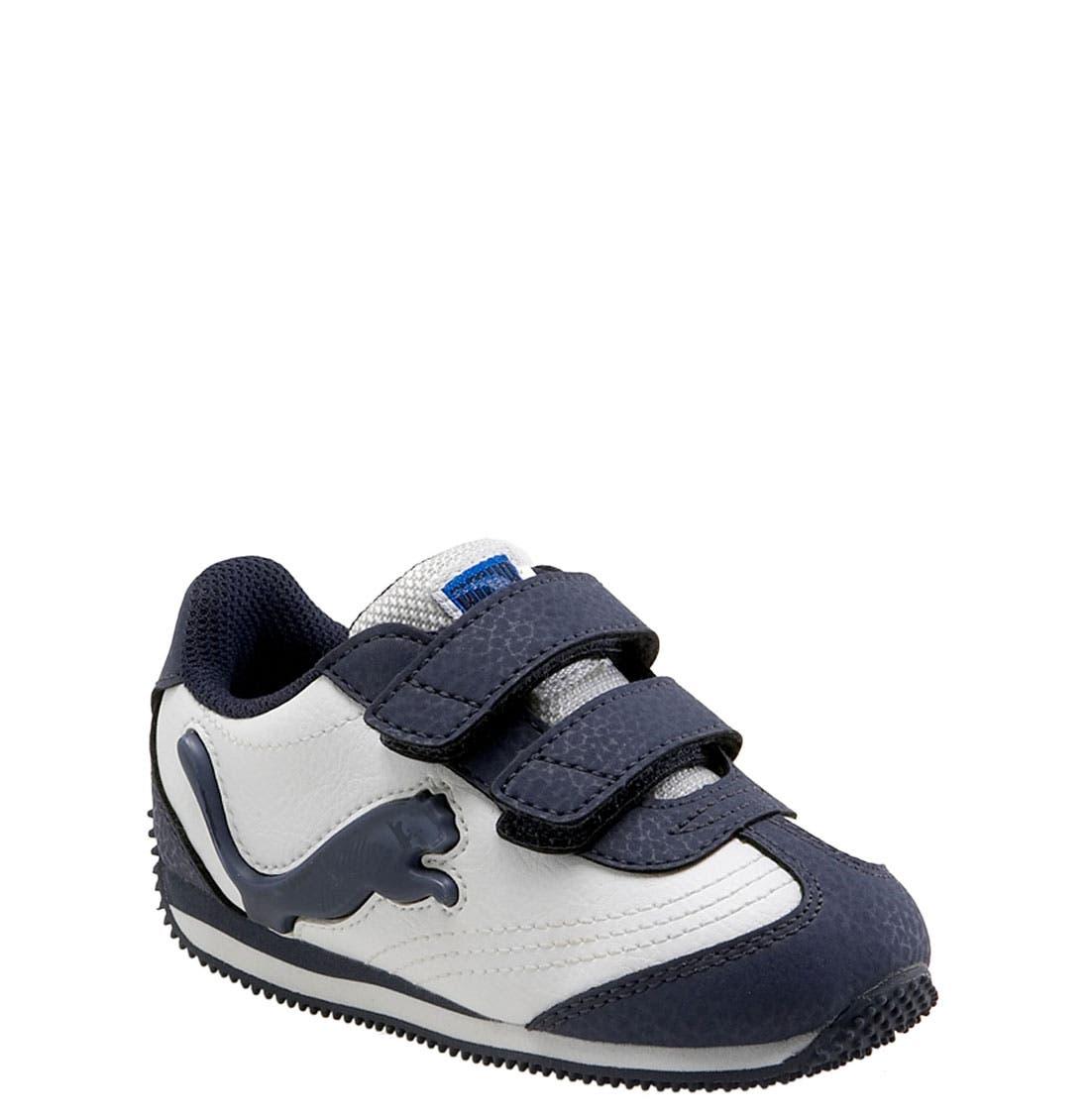 Alternate Image 1 Selected - PUMA 'Speeder Illuminescent' Sneaker (Baby, Walker & Toddler)