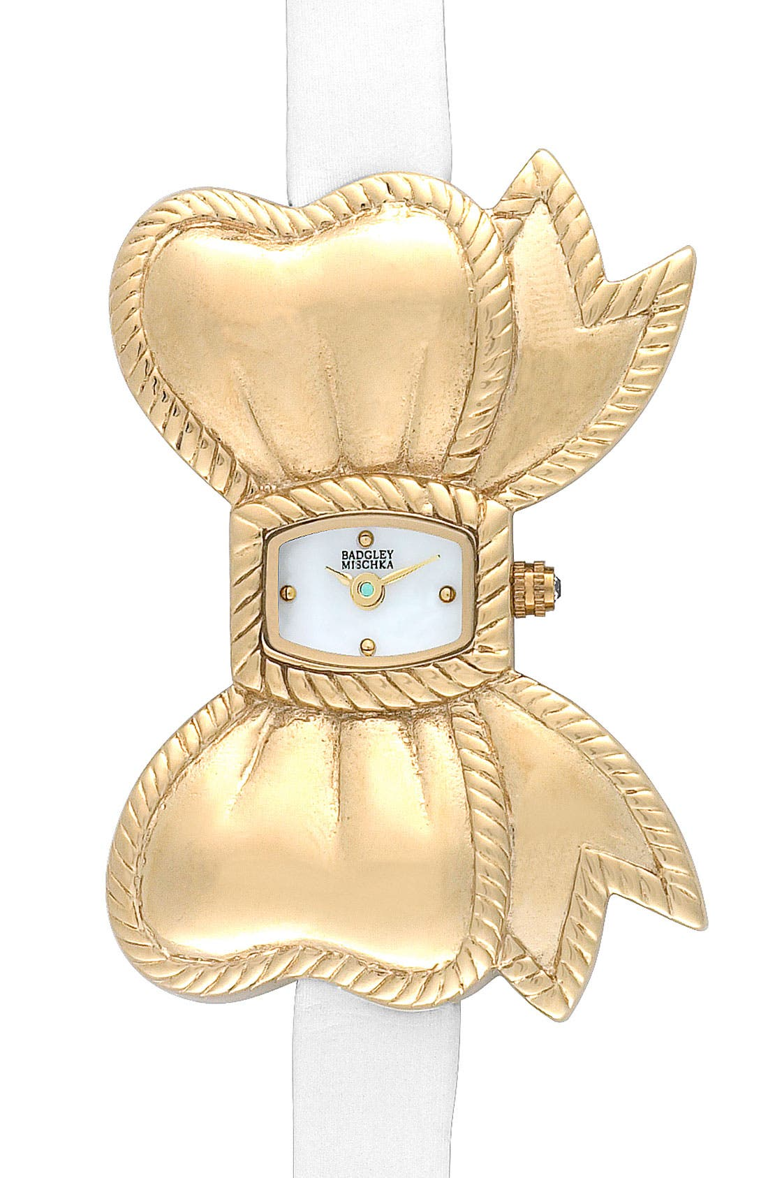 Alternate Image 1 Selected - Badgley Mischka Bow Watch