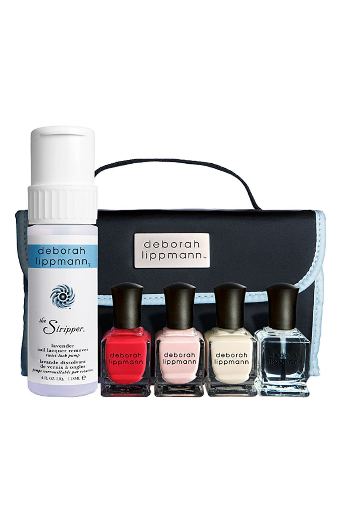 Alternate Image 1 Selected - Deborah Lippmann 'Get Nailed' Set ($88 Value)