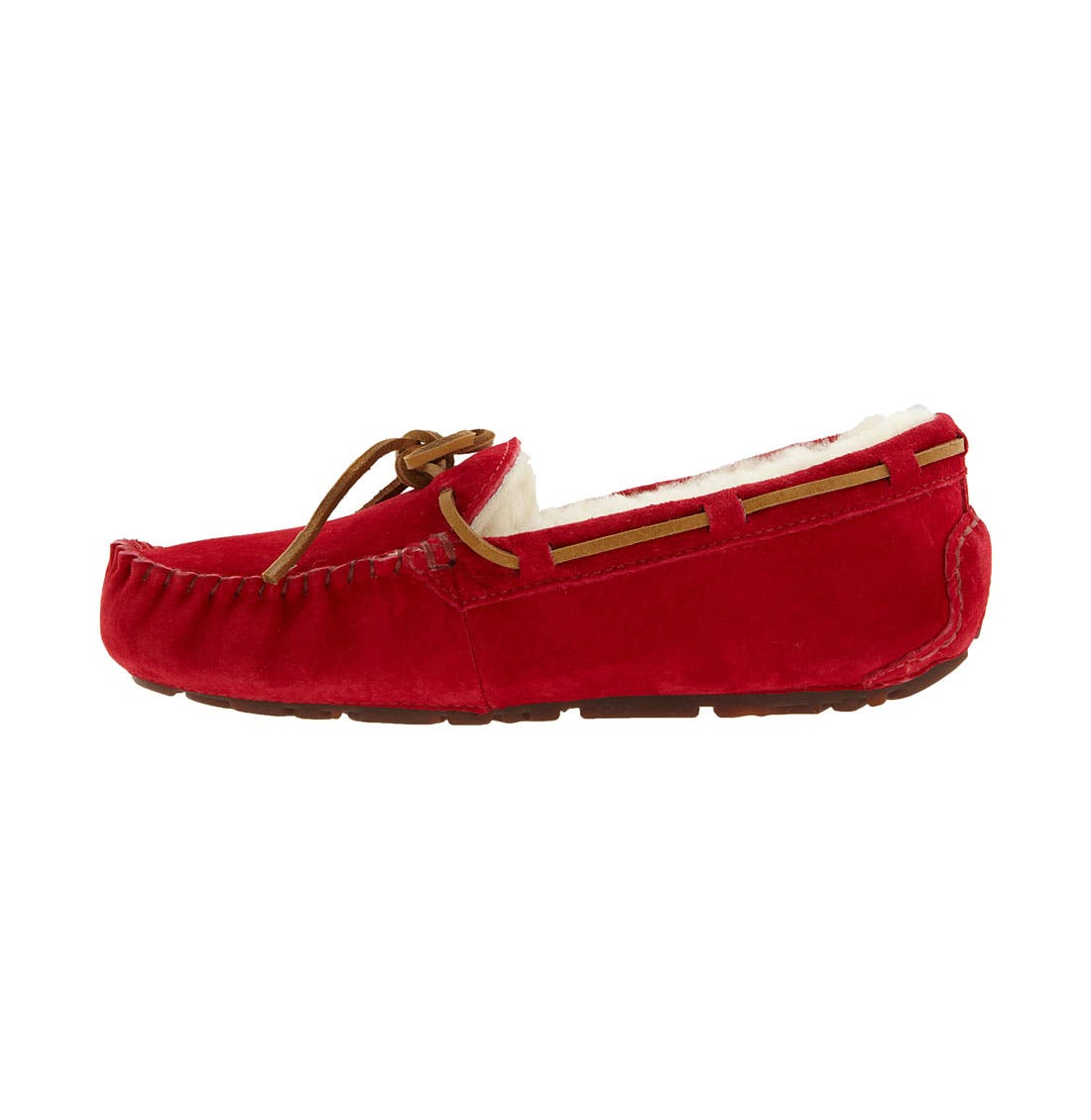 Dakota Slipper,                             Alternate thumbnail 2, color,                             Jester Red