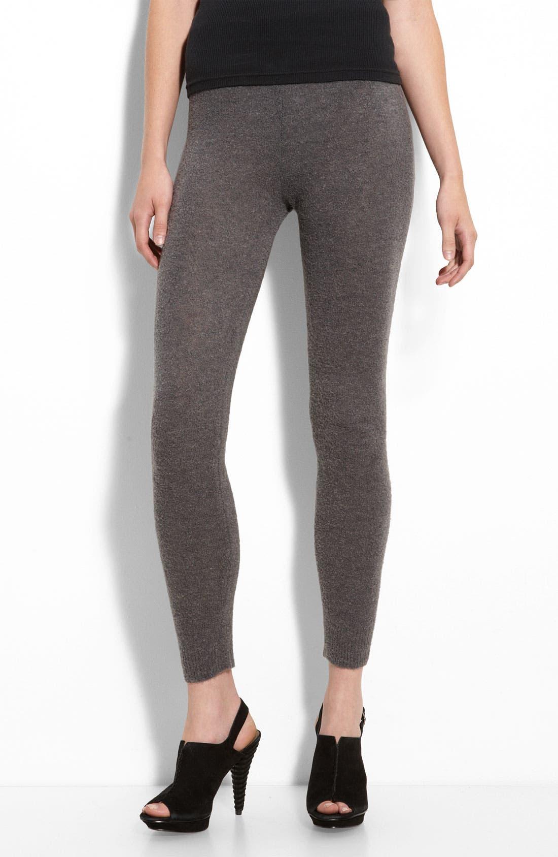 Alternate Image 1 Selected - Hue Bouclé Sweater Leggings