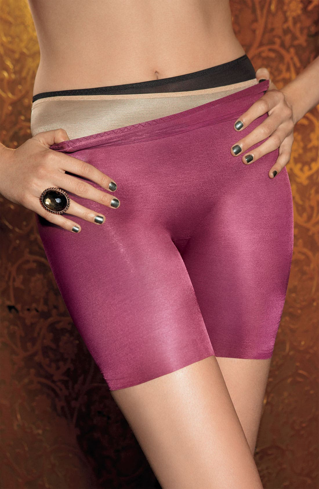 Alternate Image 2  - SPANX® 'Skinny Britches' Shorts (Shaper)