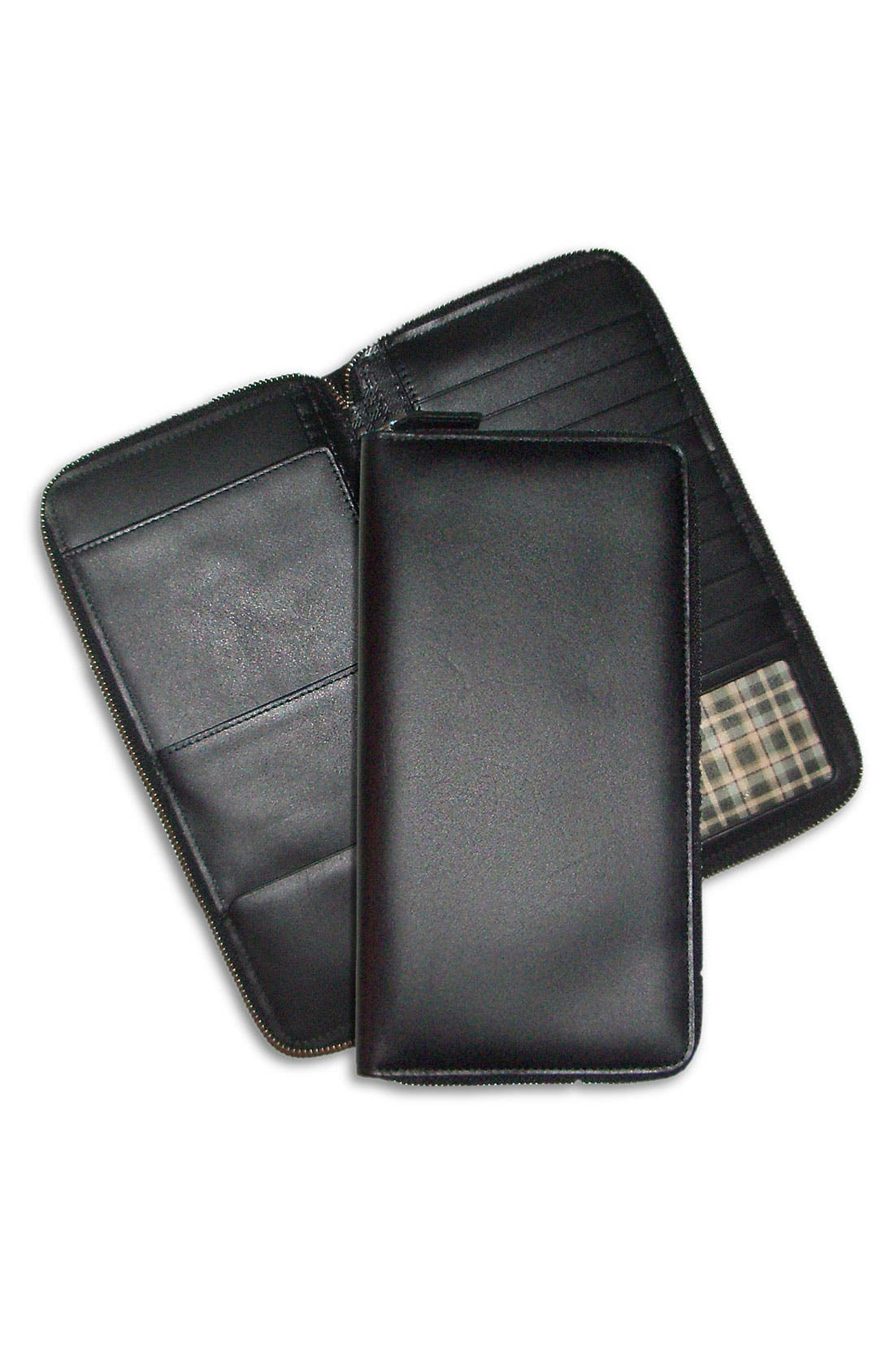 Alternate Image 1 Selected - Boconi Leather Traveler Wallet