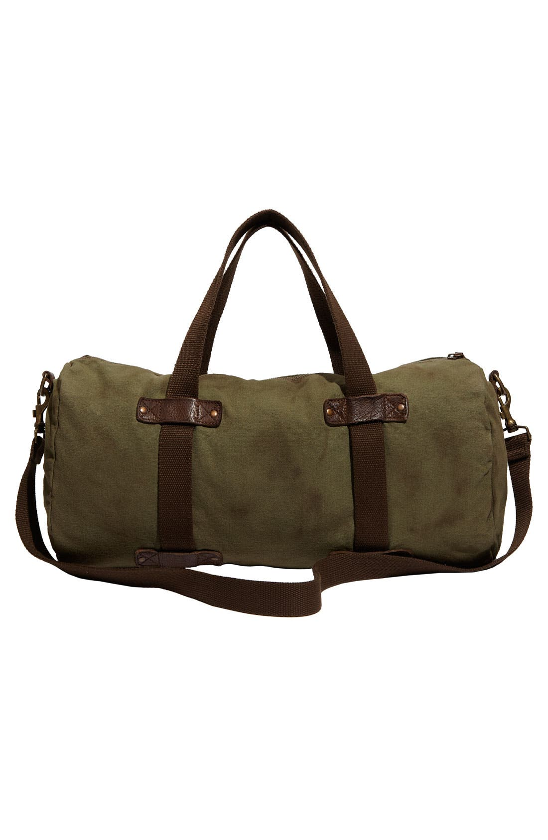 Alternate Image 4  - Alternative Canvas Duffel Bag