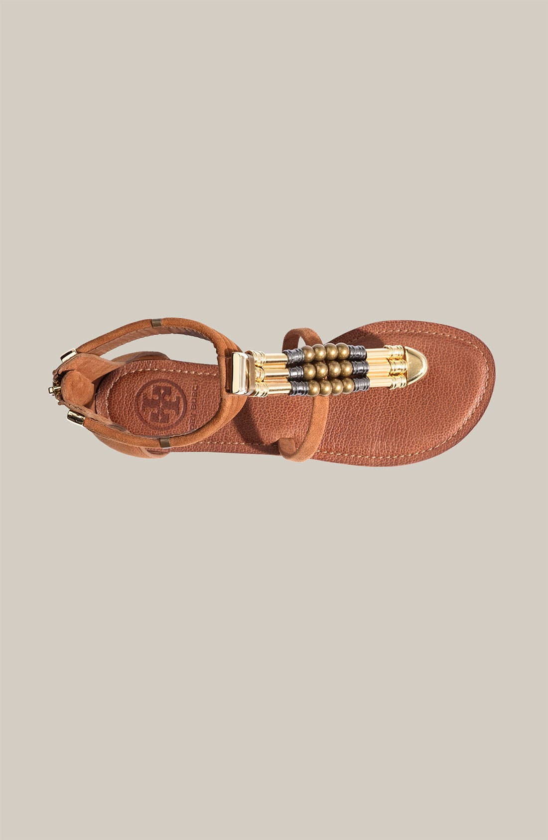 Alternate Image 3  - Tory Burch 'Jennifer' Beaded Sandal