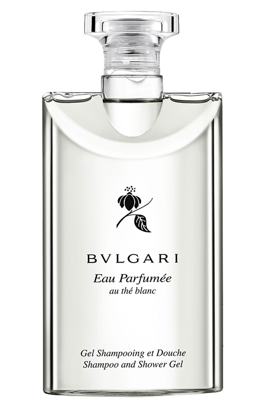 BVLGARI 'Eau Parfumée au thé blanc' Shampoo & Shower Gel