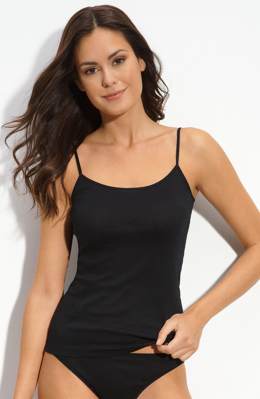 Alternate Image 1 Selected - Hanro 'Everyday' Camisole