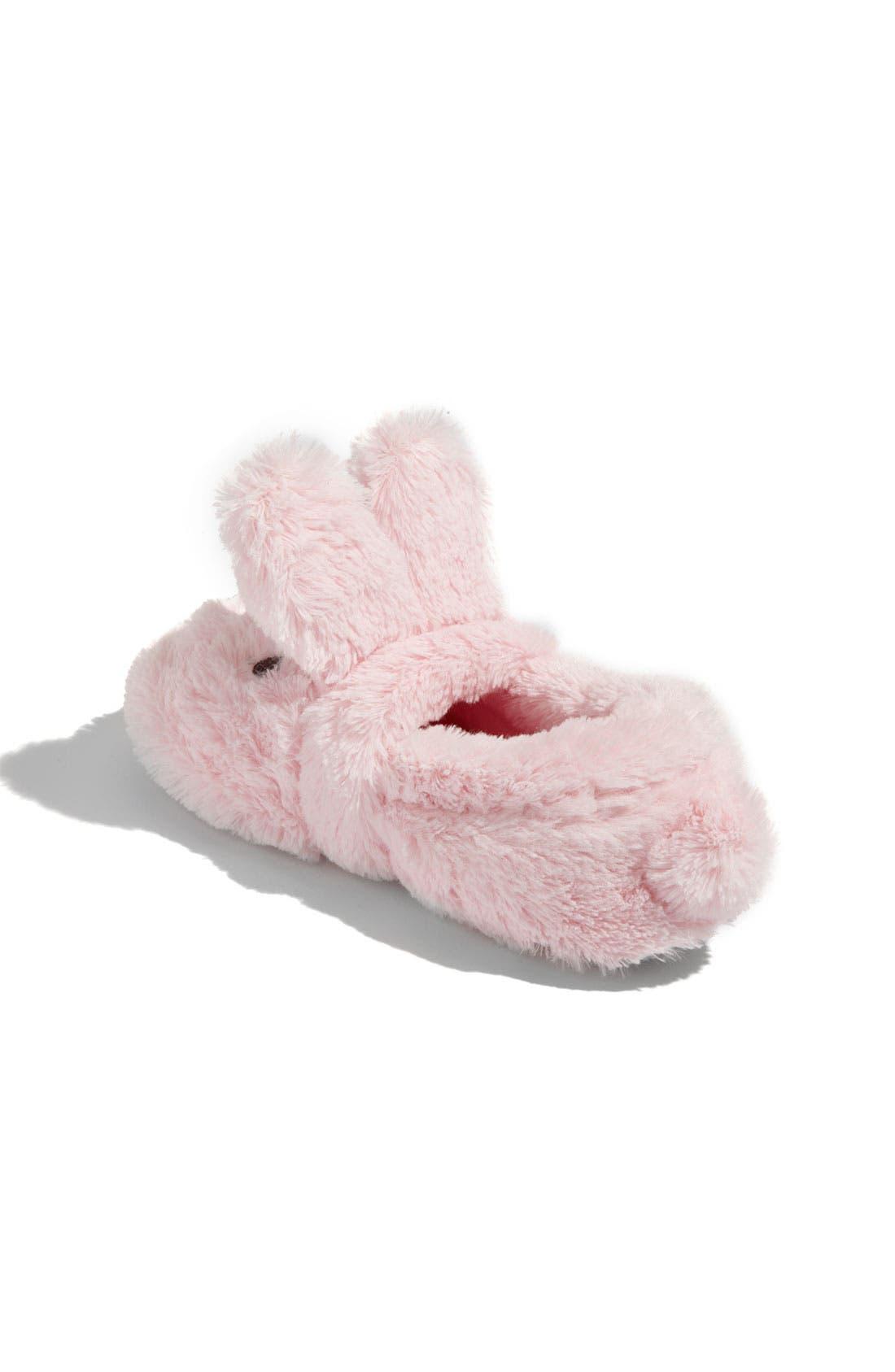 Alternate Image 2  - Stride Rite 'Fuzzy Animal' Slipper (Walker, Toddler, & Little Kid)