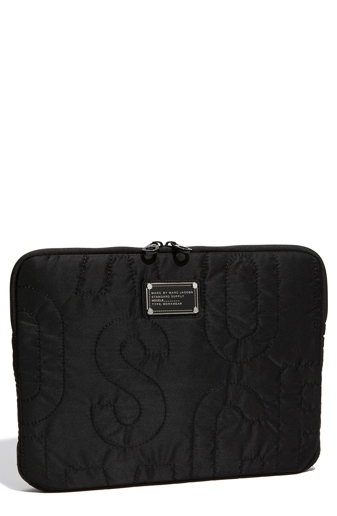 Alternate Image 1 Selected - MARC BY MARC JACOBS 'Pretty Nylon' Computer Case (13 Inch)