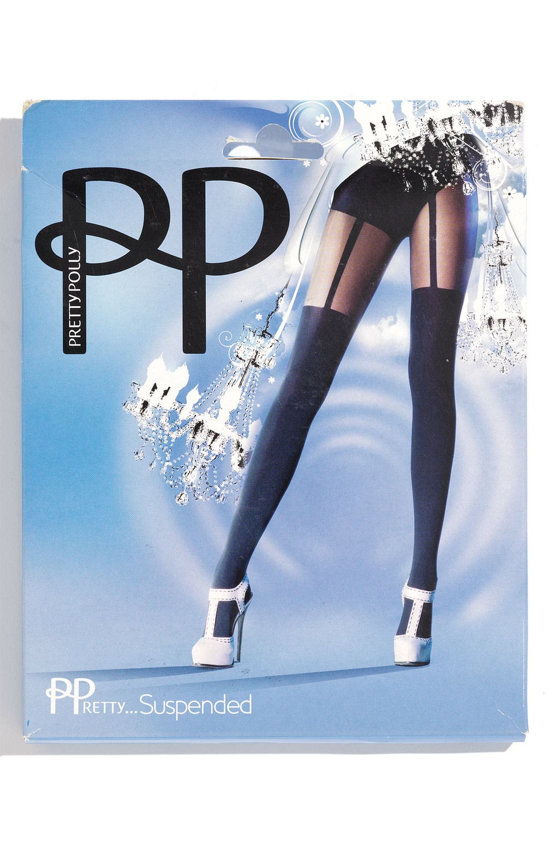 Alternate Image 3  - Pretty Polly 'Suspended' Tights