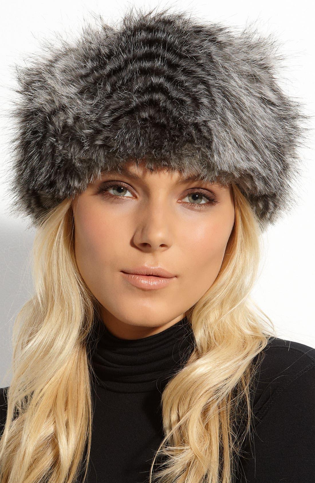 Main Image - Parkhurst Faux Fur Hat