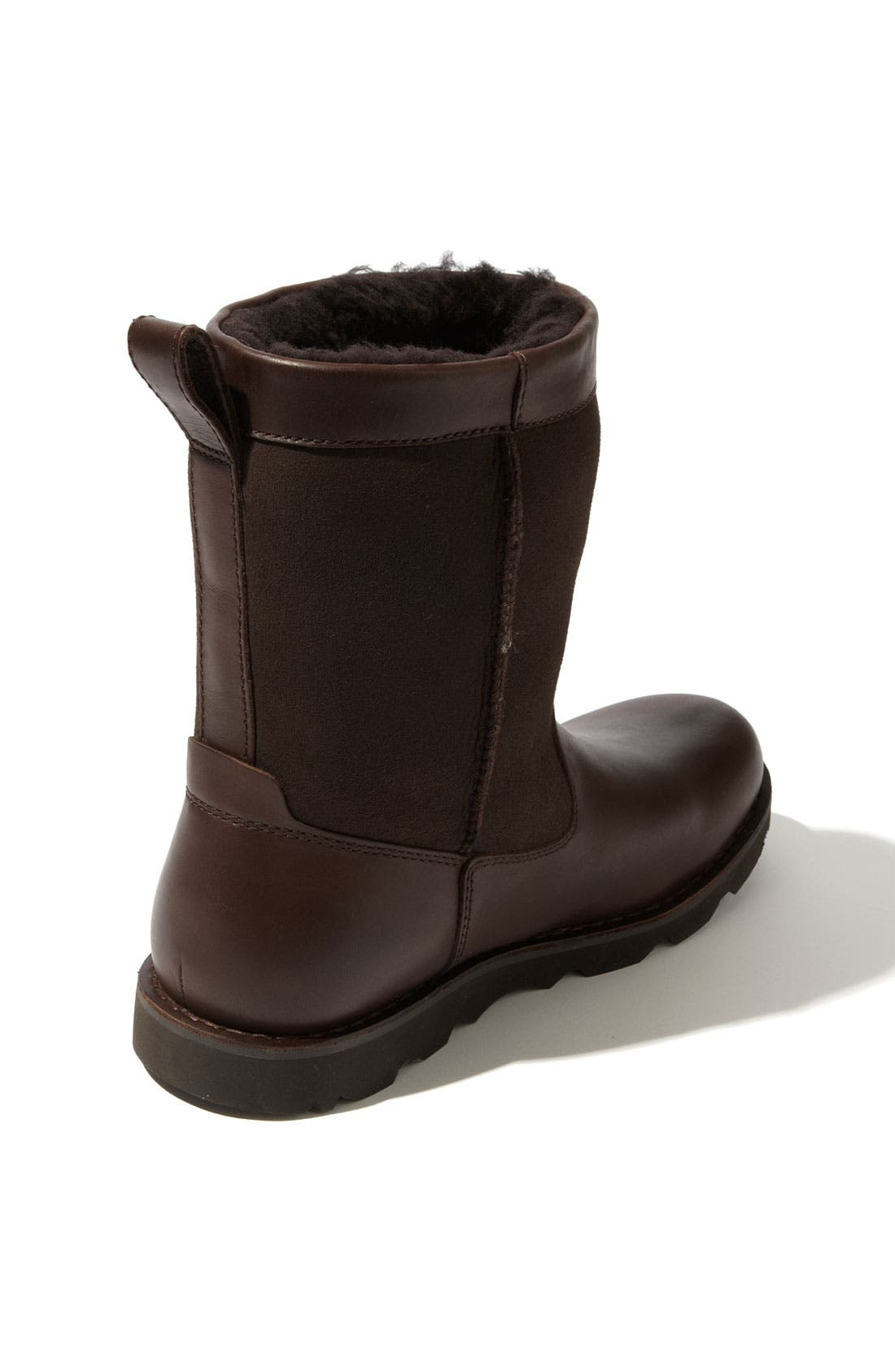 Alternate Image 2  - UGG® 'Wrangell' Boot (Men)