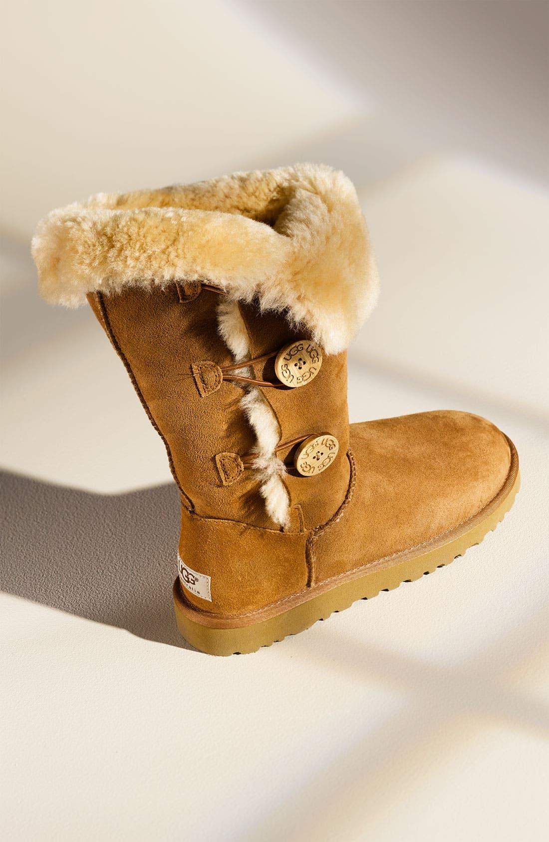Alternate Image 2  - UGG® 'Bailey Button Triplet' Boot (Women)
