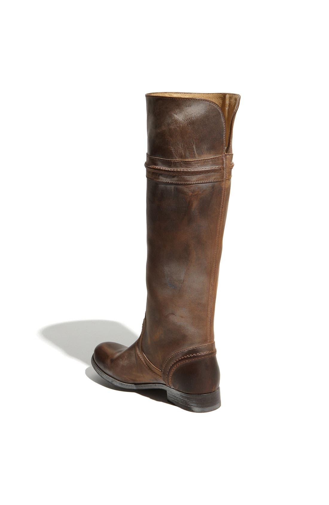 Alternate Image 2  - Frye 'Melissa Trapunto' Boot