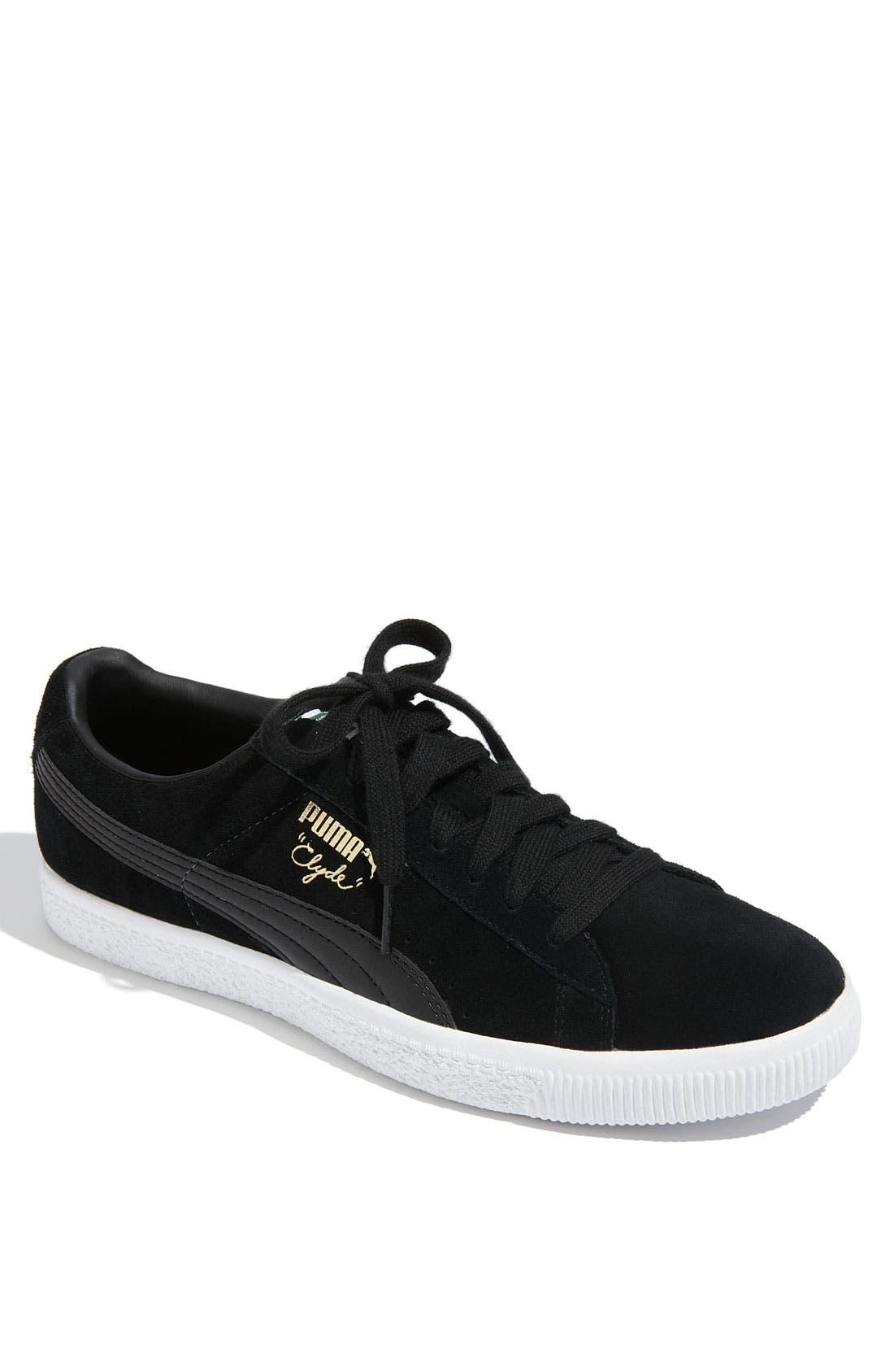 Alternate Image 1 Selected - PUMA 'Clyde Script' Sneaker