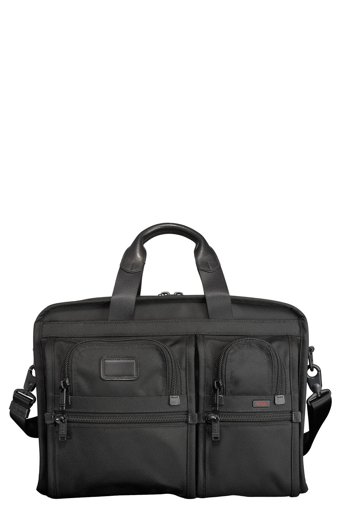 Main Image - Tumi 'Alpha' International Organizer Briefcase