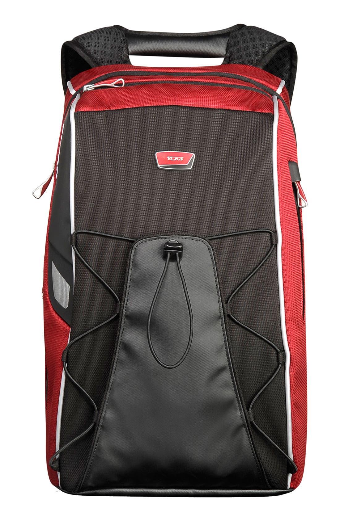 Alternate Image 1 Selected - Tumi 'Ducati Tank - Medium' Backpack
