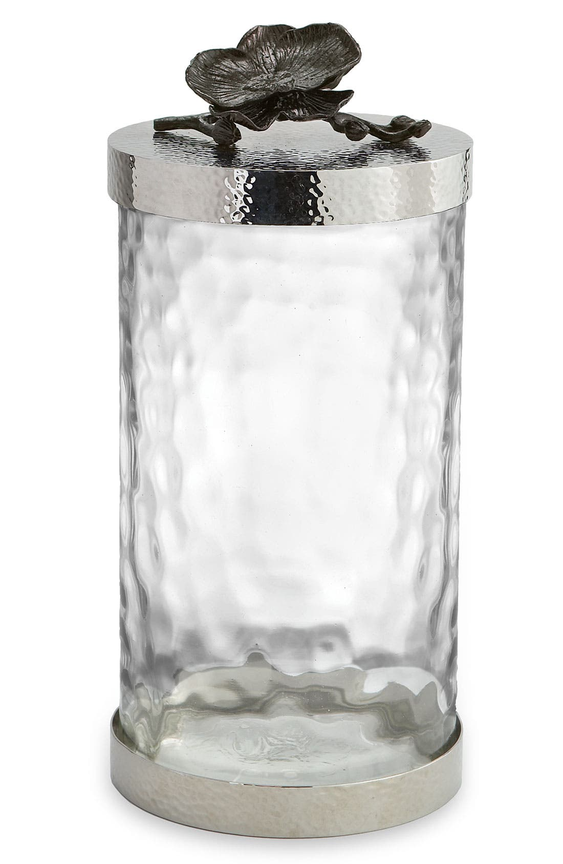 'Black Orchid' Canister,                         Main,                         color, No Color