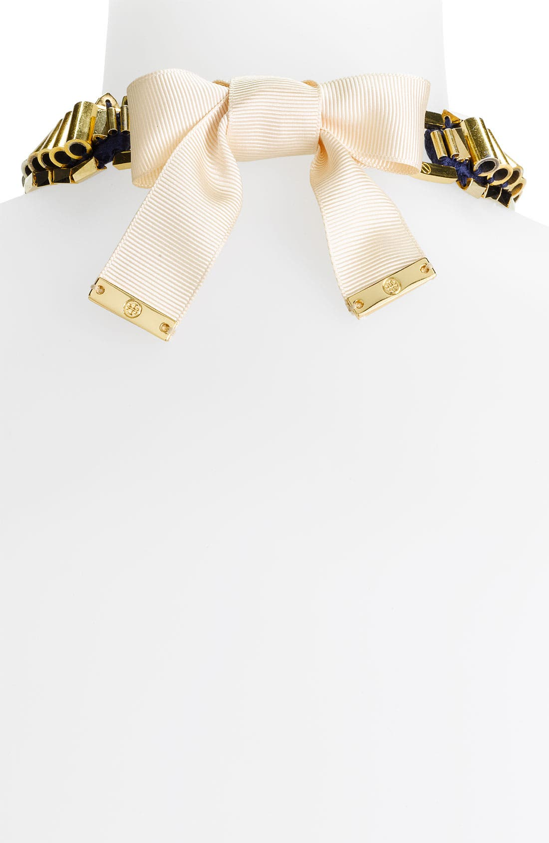 Alternate Image 2  - Tory Burch Embellished Collar Statement Necklace