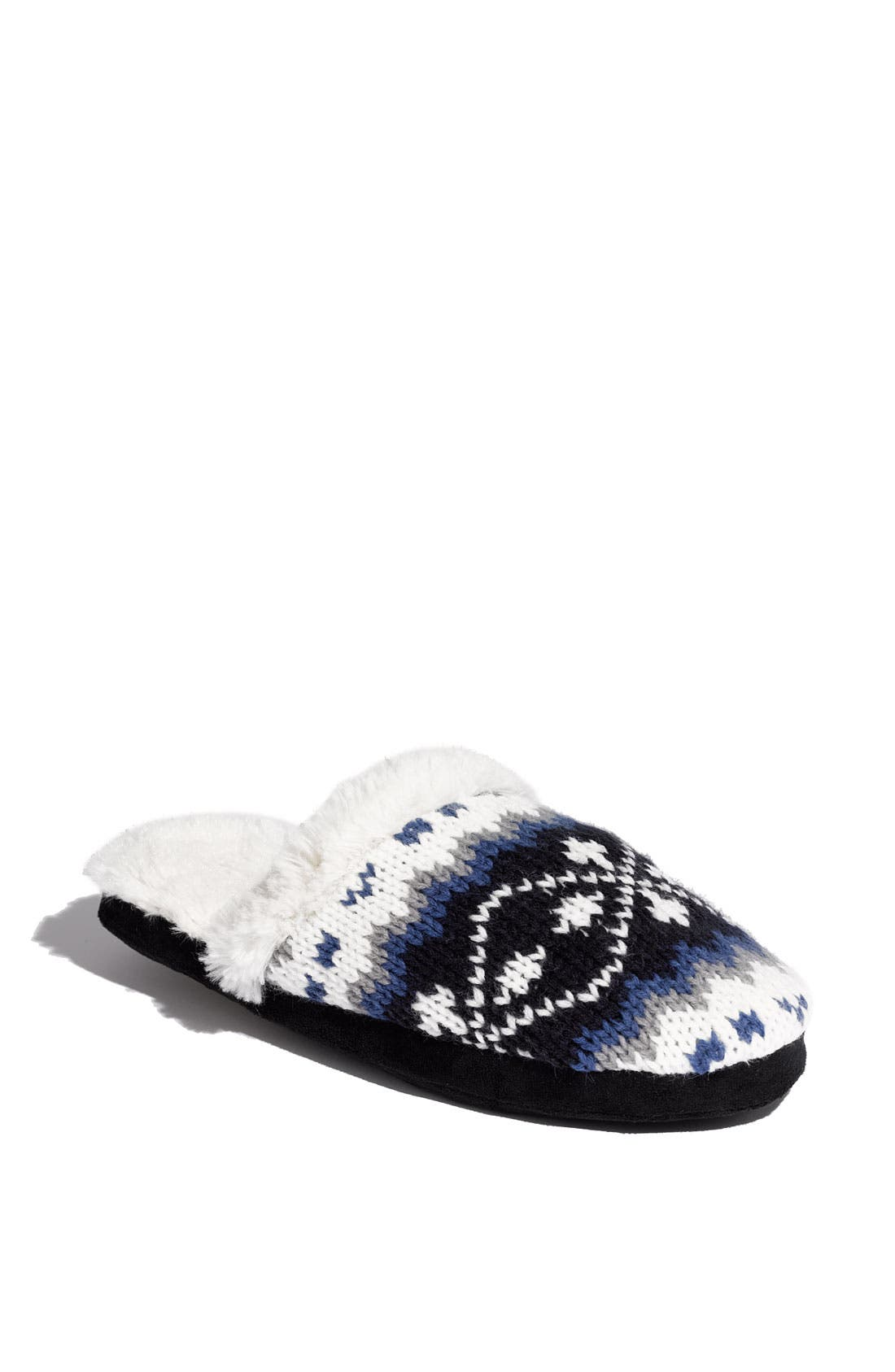 Alternate Image 1 Selected - Make + Model Nordic Scuff Slipper