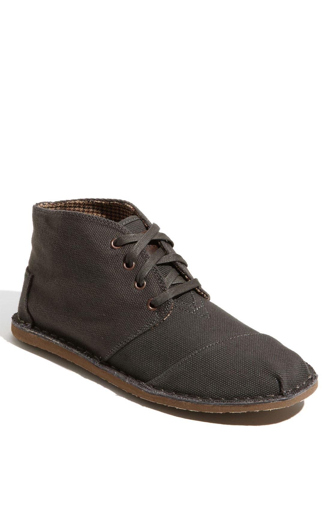 Alternate Image 1 Selected - TOMS 'Botas - Desert' Chukka Boot (Men)