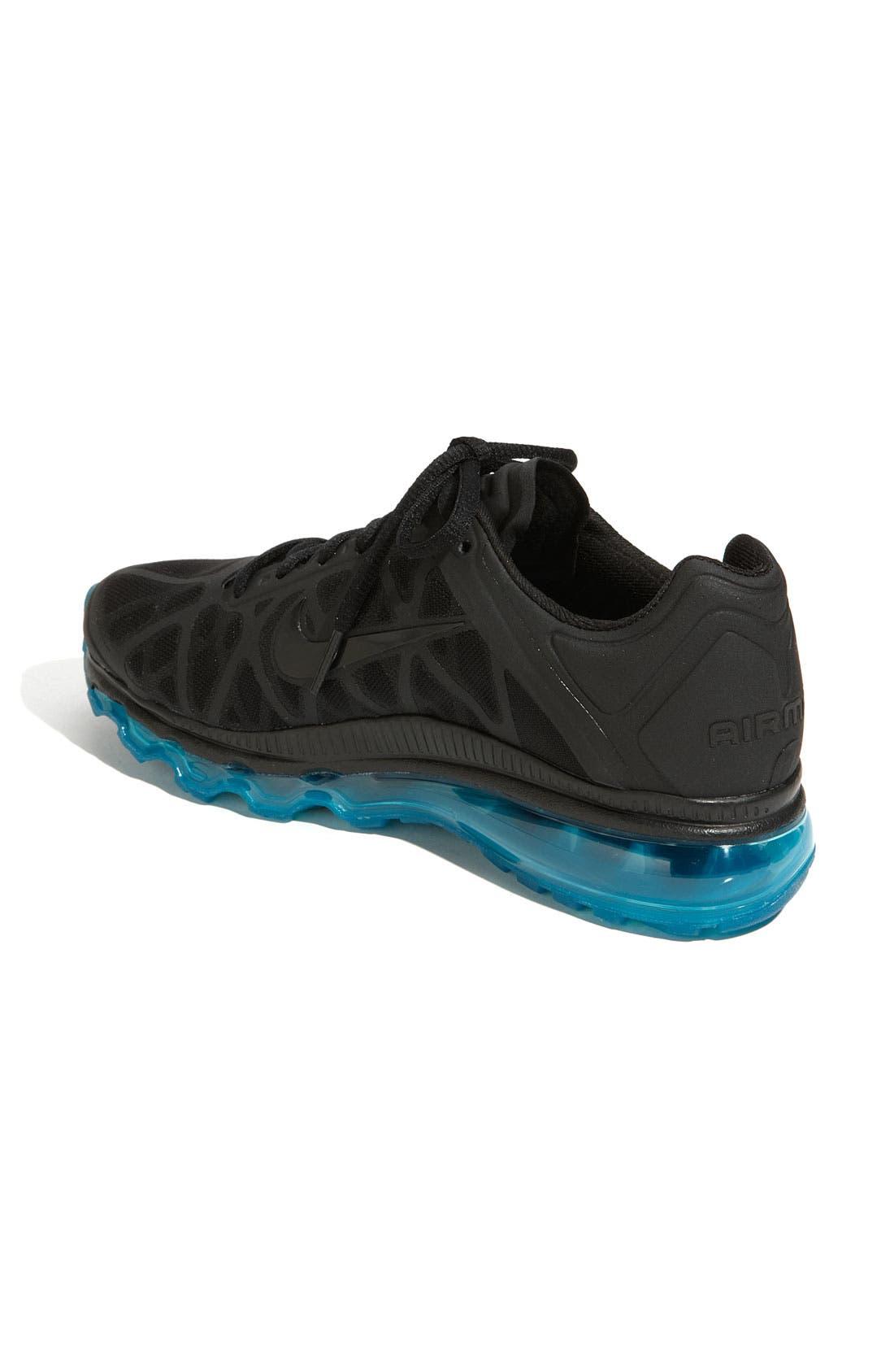 Alternate Image 2  - Nike 'Air Max+ 2011' Running Shoe (Women)