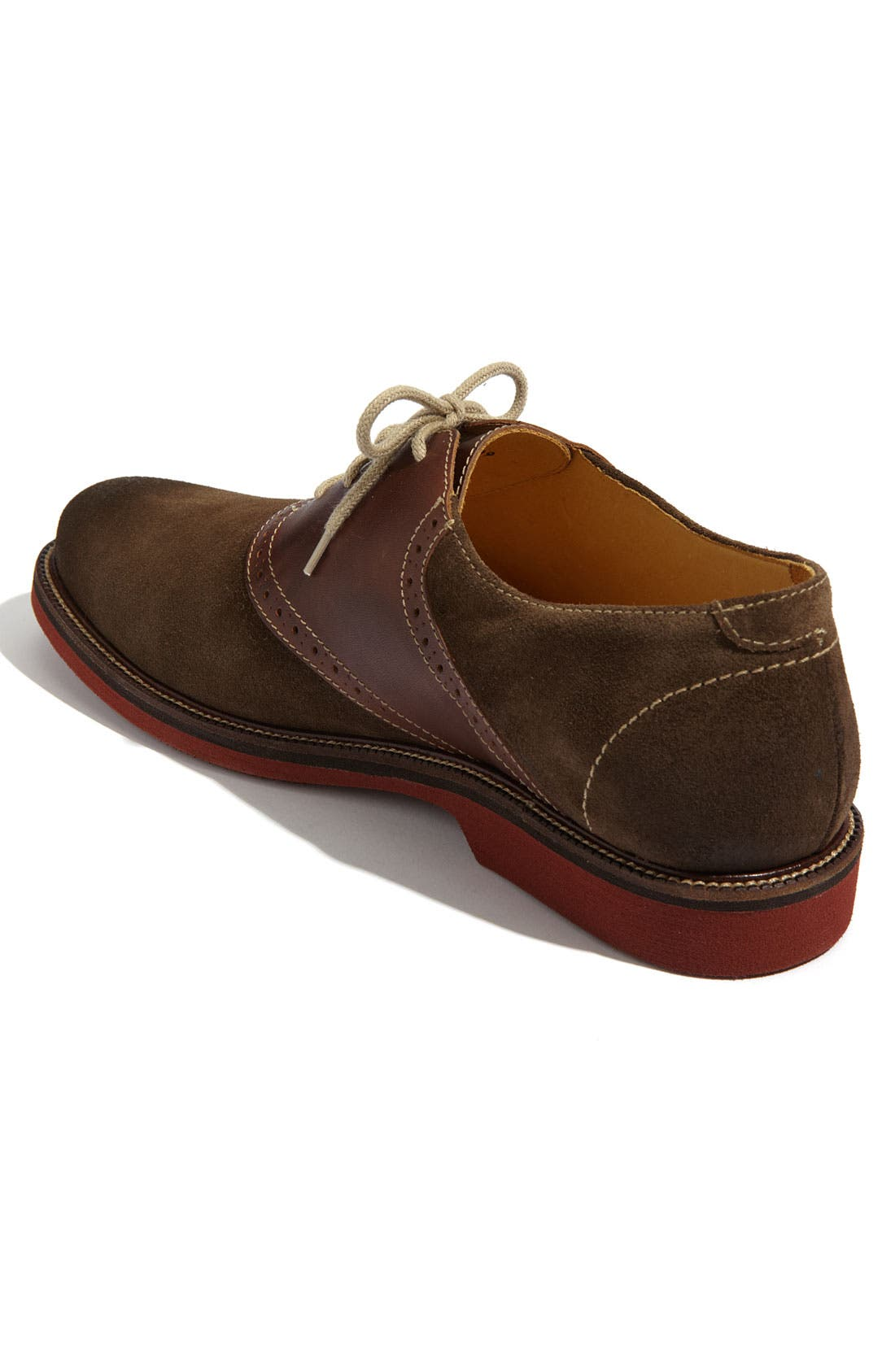 Alternate Image 2  - 1901 'Saddle Up' Saddle Shoe (Men)